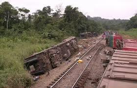 24 Die In Train Derailment In DRC