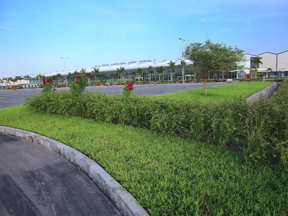 Tanzania's Julius Nyerere International Airport Terminal 3 Completed