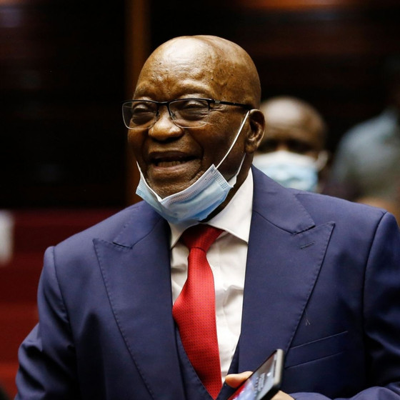 Constitutional Court To Hear Ex-President Zuma's Application For Repeal Of 15-Month Jail Sentence