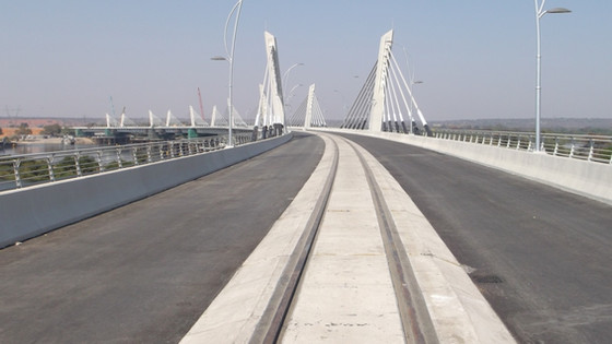 Kazungula Bridge Finally Inaugurated