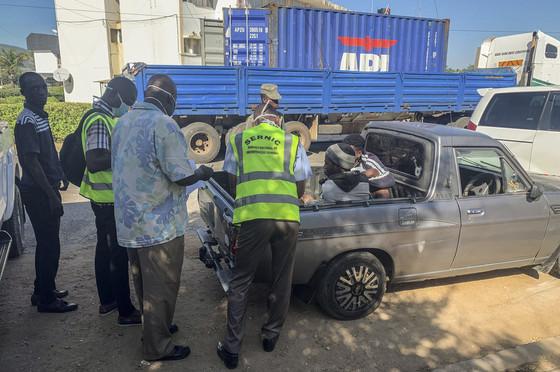 64 Ethiopian Migrants Found Dead In Cargo Container In Mozambique