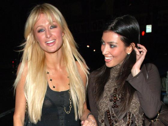 Paris Hilton Celebrates 38th Birthday One Month Late With Kim Kardashian