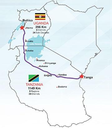 $3.5 Billion Uganda-Tanzania Oil Pipeline Project In Doubt