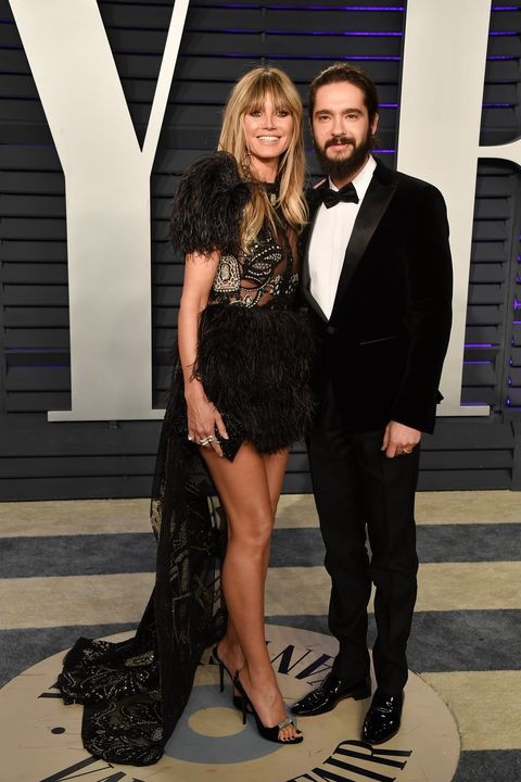 Heidi Klum Secretly Marries Tom Kaulitz