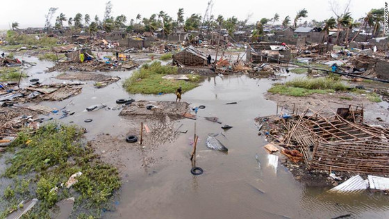 1000 Killed By Cyclone Idai In Mozambique