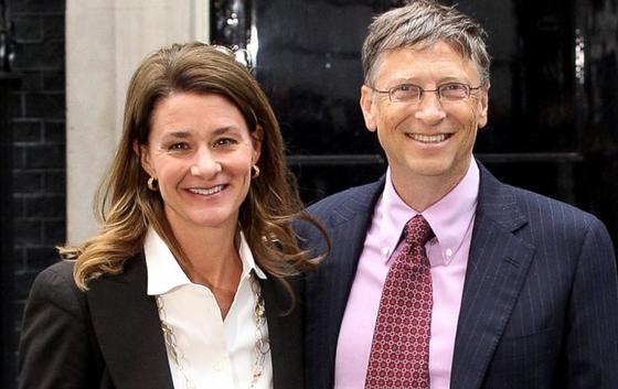 Melinda Gates And Bill Gates Split