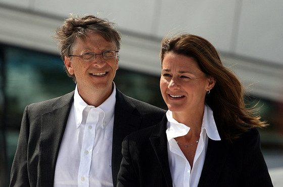 Bill Gates And Melinda Gates Call It Quits