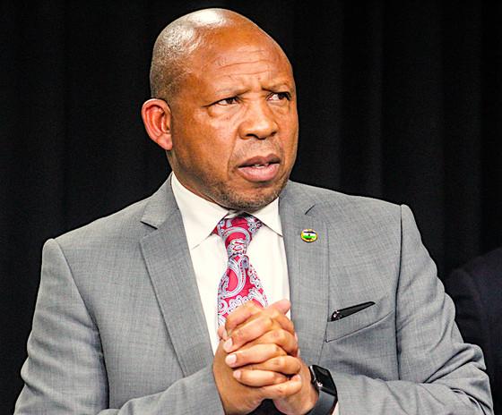 Moeketsi Majoro Becomes Lesotho's New PM