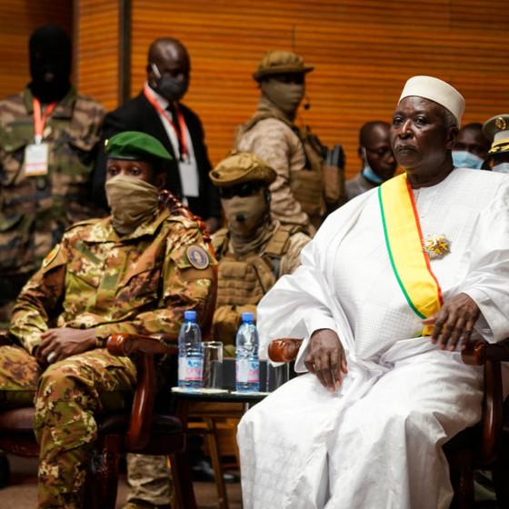 Return Of Mali's Military Junta