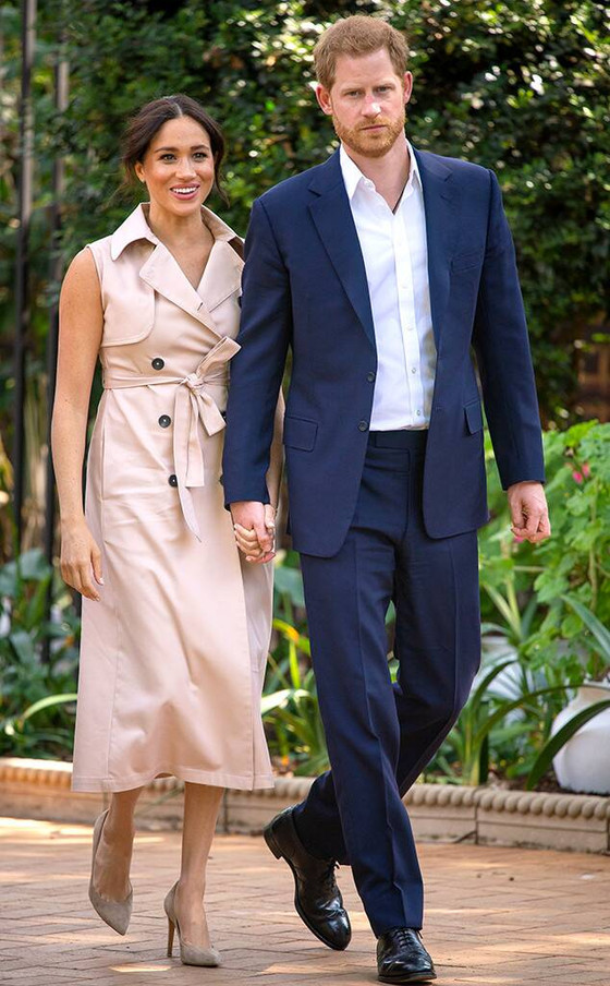 Meghan Markle And Prince Harry To Step Back As Senior Royals