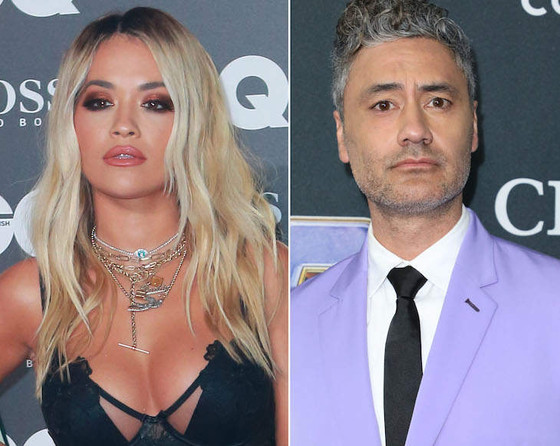 Rita Ora Flirts With Taika Waititi. Romance Confirmation?