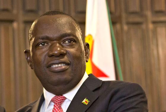 Zimbabwe Foreign Affairs Minister Sibusisco Moyo Dies