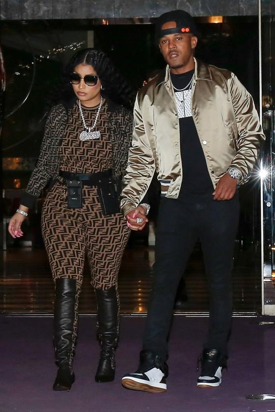Nicki Minaj Pregnant And Engaged?