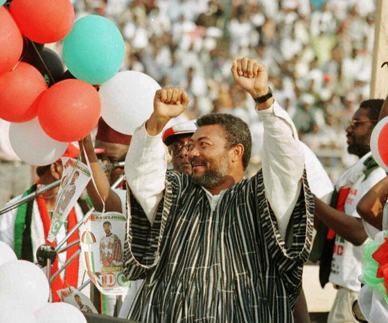 Ghana's Jerry Rawlings (1947—2020): From Strong Leadership To Advocate For Strong Institutions