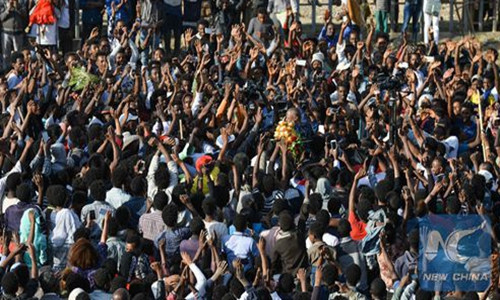 81 Killed In Protests In Ethiopia After Gun Down Of Musician