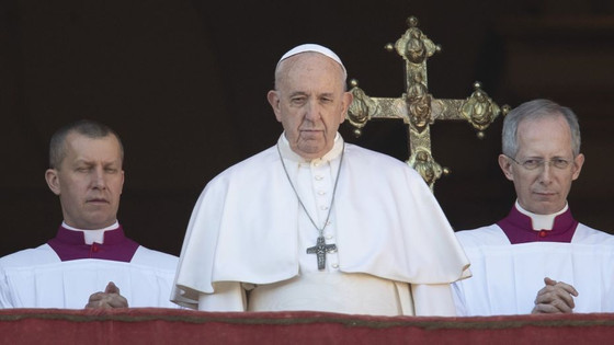 God Loves Everyone, Even The Bad Guys, Says Pope Francis On Christmas Day