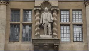 Oxford University Succumbs To Anti-Racism Protesters' Call For Cecil Rhodes' Statue To Fall