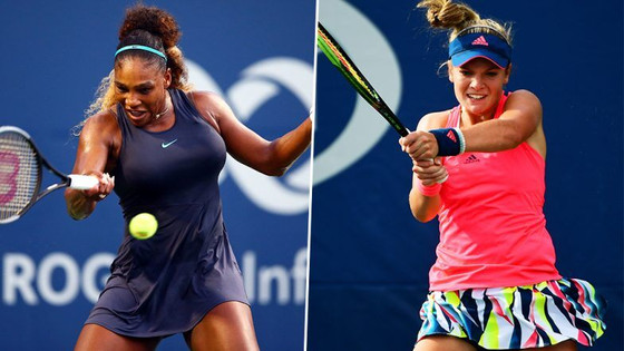 Serena Williams Defeats Coco's 17 Year Old Pal At US Open