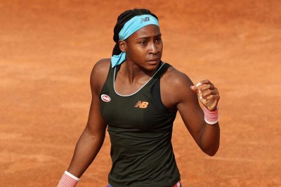 Coco Gauff Reaches 4th Round Of French Open 2021