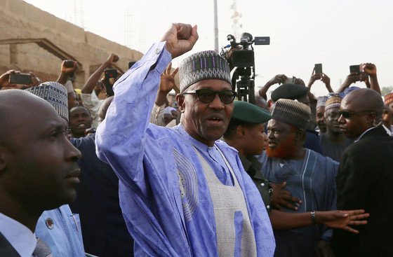 Buhari Wins Nigeria's Presidential Election