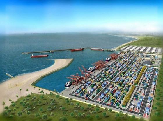 Kenya Inaugurates Completed First Berth Of Gigantic Lamu Port
