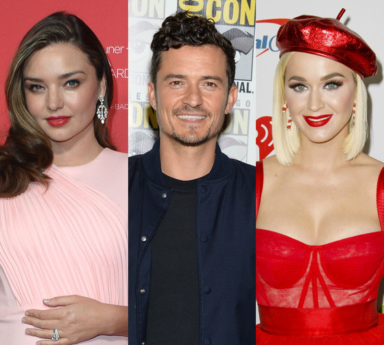 Miranda Kerr Loves Katy Perry More Than Former Husband