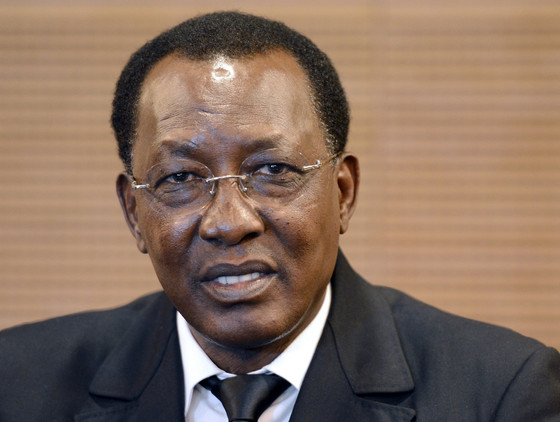 Idriss Deby Dies Just After Winning Chad's Presidential Election