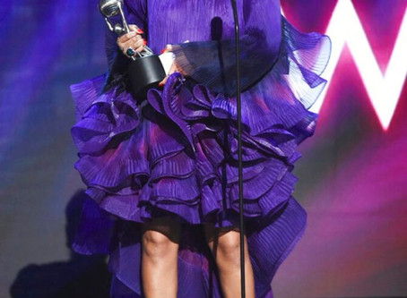 Rihanna Receives NAACP's President's Award