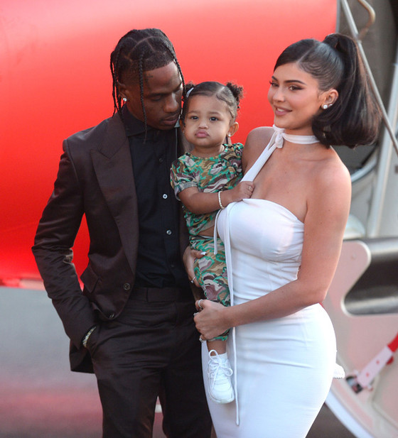 Kylie Jenner And Travis Scott Emerging As Paragons Of Excellent Co-Parenting
