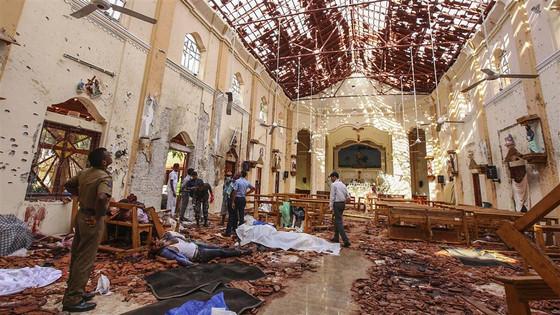 Death Toll In Sri Lanka Church Massacre Rises To 359