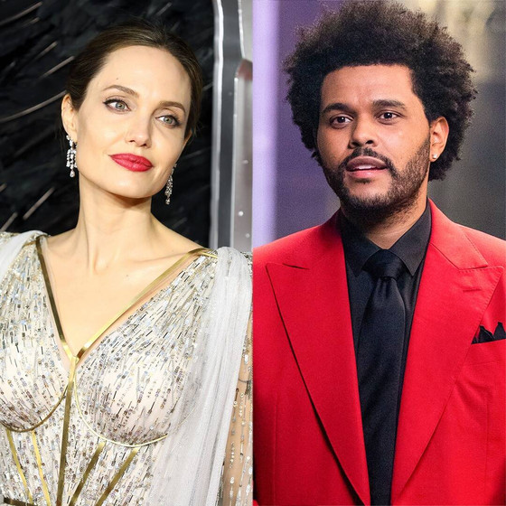 Angelina Jolie And The Weeknd On Dinner Date One More Time. Romance In The Making?
