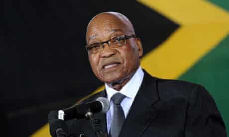 Ex-President Jacob Zuma Released From Jail On Parole