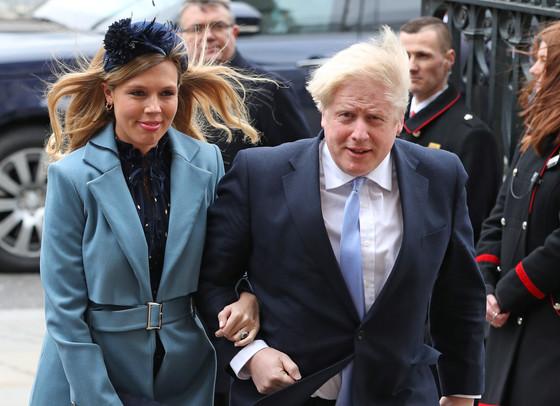 Boris Johnson Marries Carrie Symonds Secretly