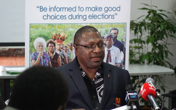Stop Calling Electoral Commissioner A Tomato. Papua New Guinea's Court Orders Blogger