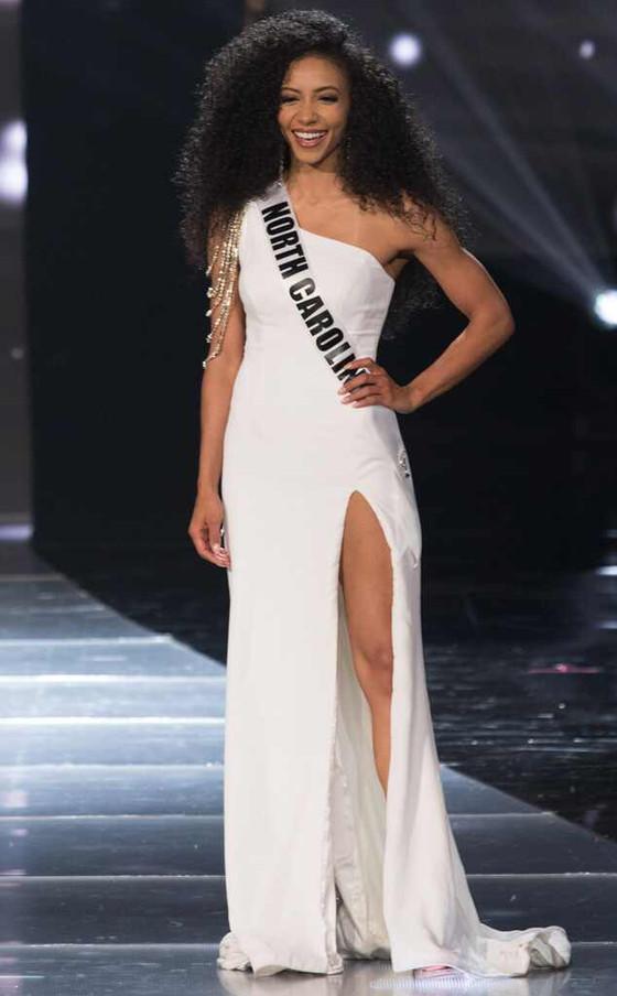 Cheslie Kryst Wins Miss USA 2019