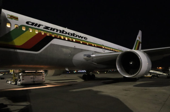 Air Zimbabwe Boeing 767 Plane Seized In South Africa
