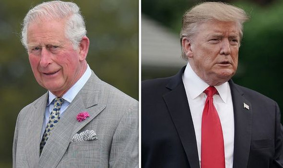 Prince Charles To Invite Trump For Cup Of Tea