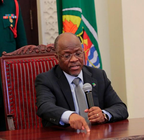 Tanzania's Magufuli Recommends Amnesty To Financial Crime Suspects