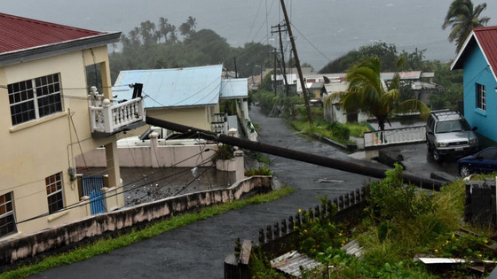 Tropical Storm Elsa Heads Toward Florida After Making Landfall In Cuba