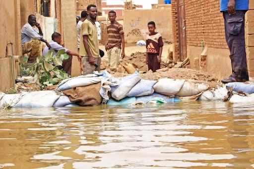110 Perish In Devastating Floods In Sudan