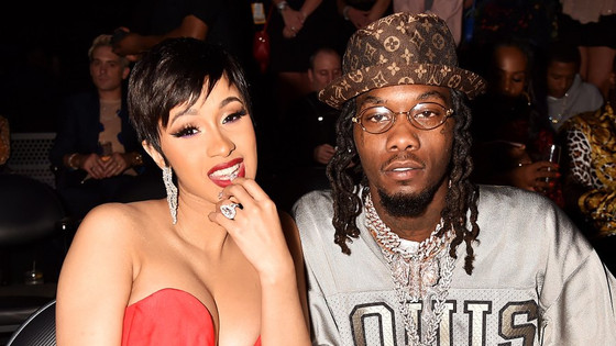 Cardi B Pregnant With Second Child