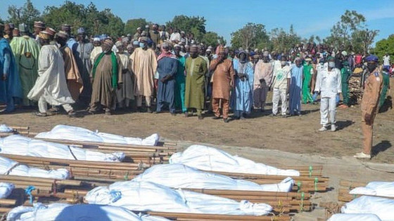 43 Farmers Massacred In Nigeria