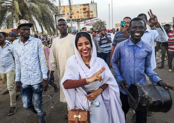 Sudan's Ruling Military Council And Opposition Reach Agreement