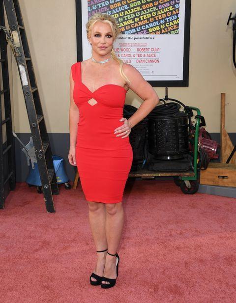 Britney Spears Loses bid To Terminate Dad's Conservatorship