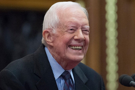 Jimmy Carter Takes The title Of Oldest Living US President