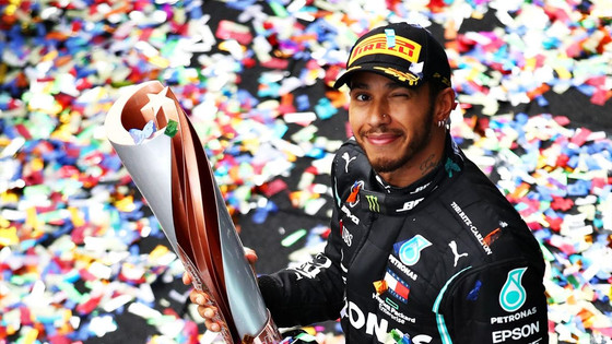 Lewis Hamilton Wins Turkish GP And Matches Michael Schumacher's 7 F1 World Titles