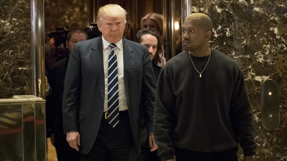 Kanye West Publicly Expresses His Brotherly Love For Trump