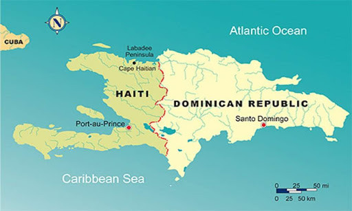 Dominican Republic To Build Wall Along Haiti Border