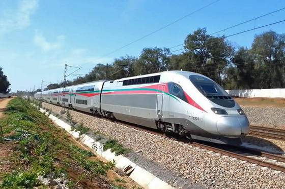 Deal For Construction Of First Line Of Egypt's High Speed Electric Railway Network Signed