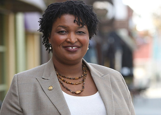 Stacey Abrams Becomes First Female African American Nominee For Governor